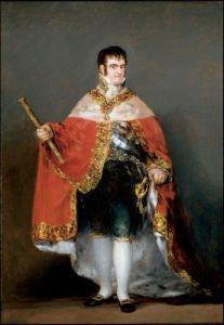 """El rey felón, el """"Deseado"""" Fernando VII"""
