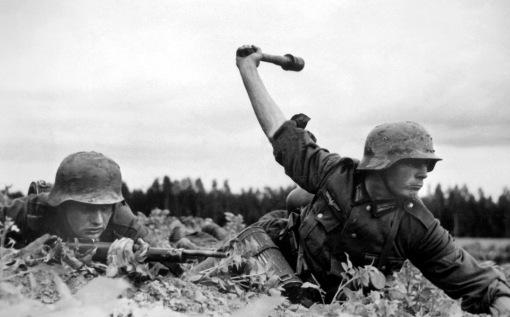 Tropas alemanas en Rusia, 1941