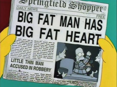 Hay que leer periódicos, aunque sean como éste (mejor que sean serios)
